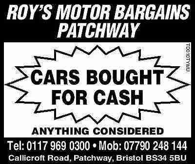 3c5675de70 WANTED USED CARS OR VANS UNDER £1000 IN BRISTOL  ROYS. car for sale