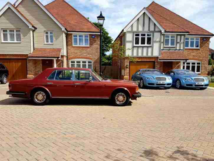~WEDDING CHAUFFEUR CAR HIRE~ ROLLS ROYCE SILVER SPIRIT SHADOW BENTLEY~