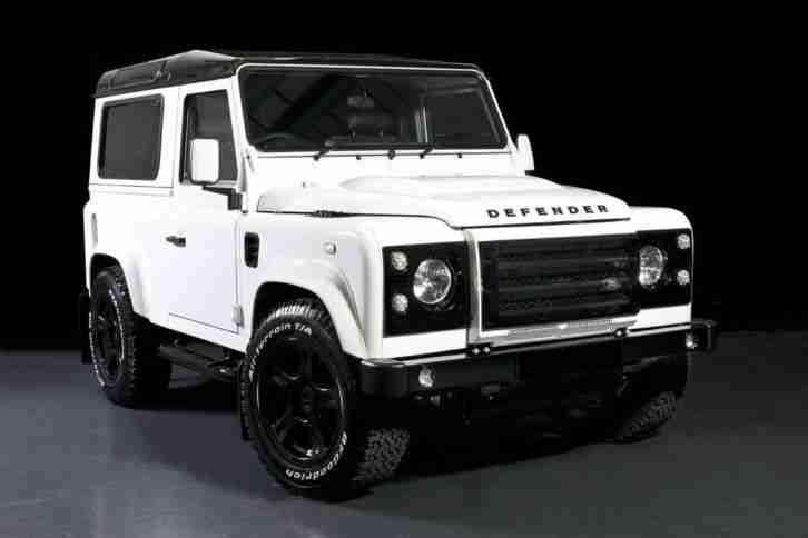 wildcat land rover defender 90 xs station wagon 2015 car for sale. Black Bedroom Furniture Sets. Home Design Ideas
