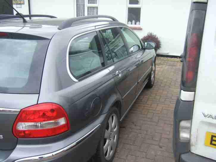 jaguar x type estate 2 5 petrol all wheel drive car for sale. Black Bedroom Furniture Sets. Home Design Ideas