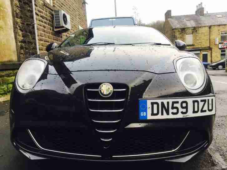 Alfa Romeo Mito. Alfa Romeo car from United Kingdom