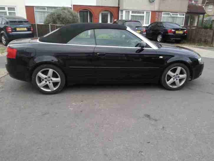 Audi a4 1.8t cabriolet. car for sale