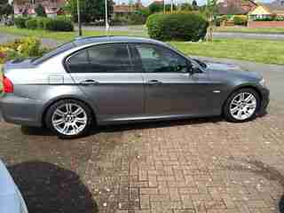 320d m sport automatic 61 plate with