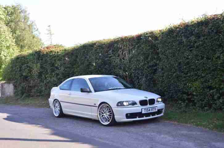 Bmw E46 328 Drift Stance Bbs Coil Over Leather