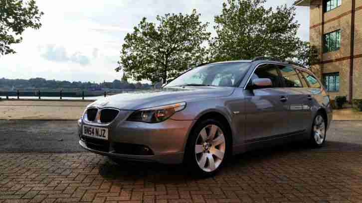 "bmw e61 e60 525i 530i touring estate amazing condition 5 series 18"" alloys LOOOK"