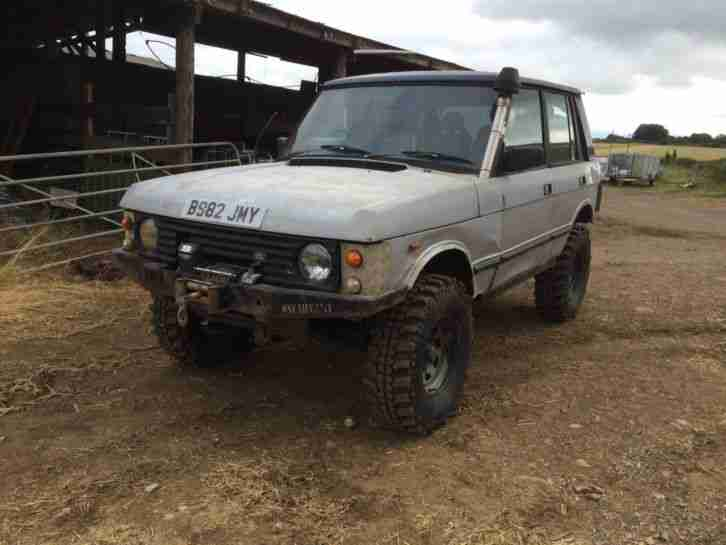 bobtail range rover classic 200tdi off roader