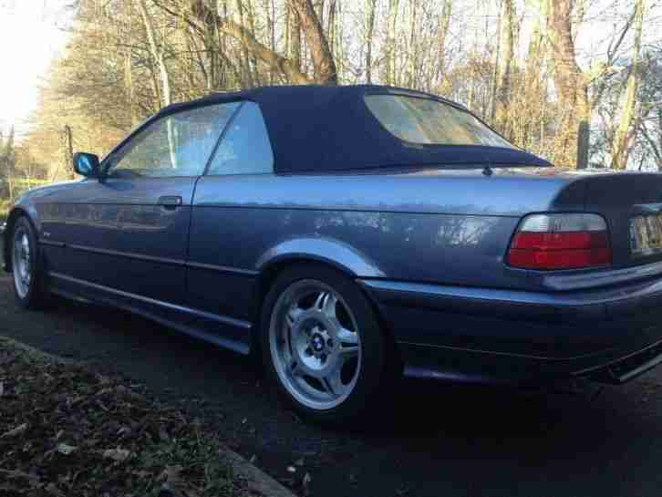 breaking --- breaking ---- 1999 BMW 318I CONVERTIBLE AUTO BLUE -- ( wheel nut )