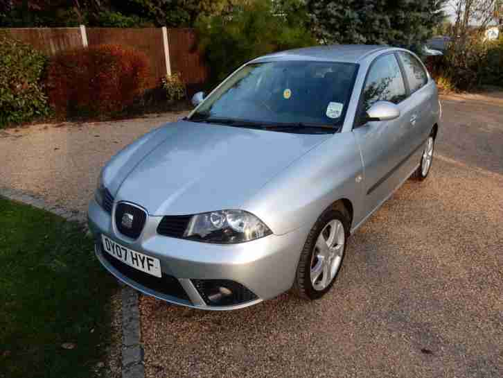 Seat cheap car 2007 ibiza 1 4 16v sport 3dr car for sale for Cheap motor cars for sale