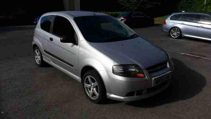 Chevrolet Kalos 2008 12 Damaged Starts And Drives Spares Or Car