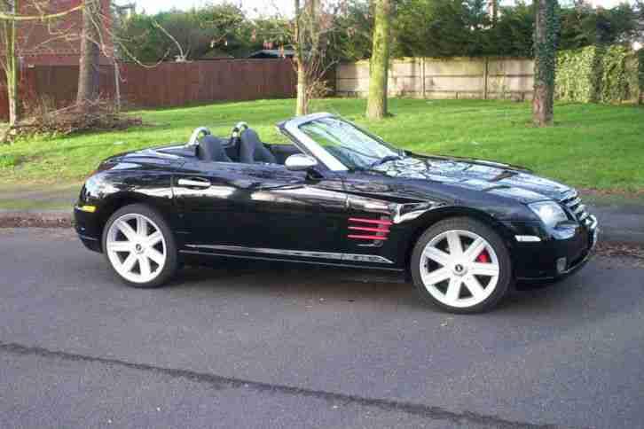 Chrysler Crossfire Srt Car From United Kingdom