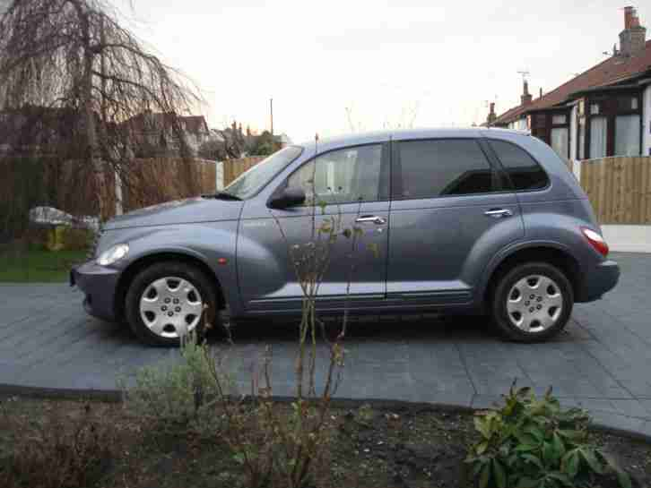 chrysler pt cruiser 2 2 crd classic mk2 car for sale. Black Bedroom Furniture Sets. Home Design Ideas