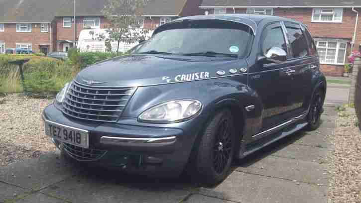 chrysler pt cruiser 2.2 diesel 2002