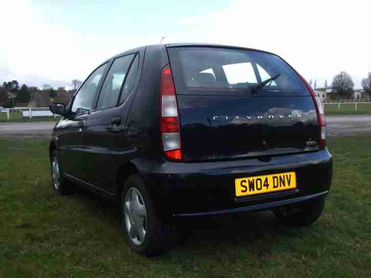 cityrover 1.4 5 door nov 27th mot 2004 04 reg