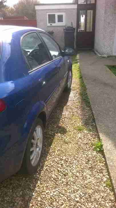 daewoo lacetti 1.6 sx 2004 long mot still taxed