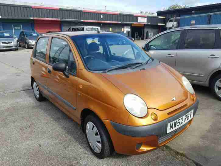 matiz SPARES OR REPAIR
