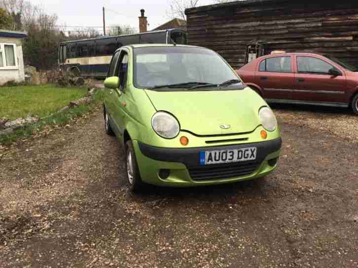 matiz car spares or repair