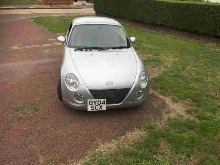 Daihatsu copen 0.6 turbo convertible london