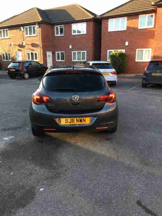 damage repaired vauxhall astra 1.7cdti