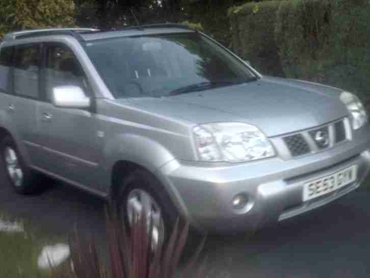 drives superb full sunroofnissan xtrail turbo diesel in excellent cond allround