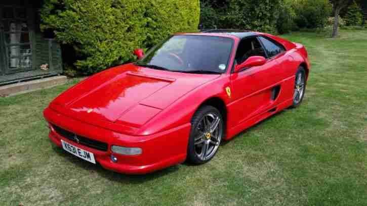 ferrari f355 replica ferrari car from united kingdom. Cars Review. Best American Auto & Cars Review