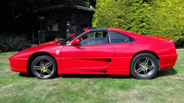 ferrari f355 replica based on mr2
