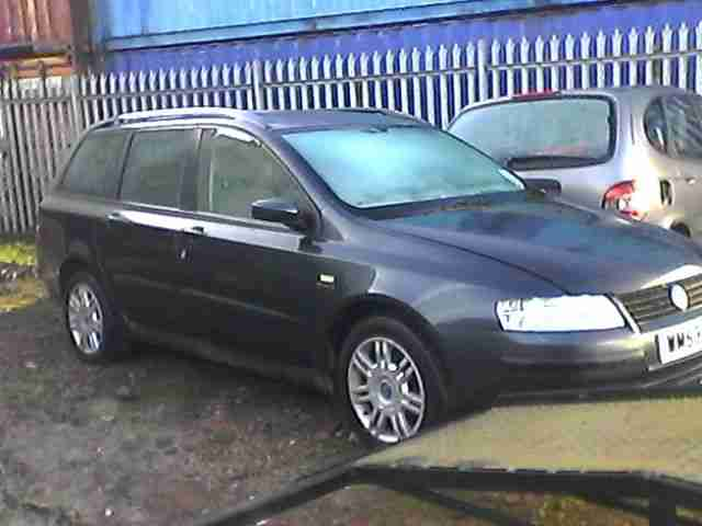 Fiat Stilo Estate Sold As Spares Or Repairs Car For Sale