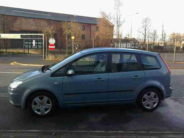 ford c max 1.6 style tdci 08 plate