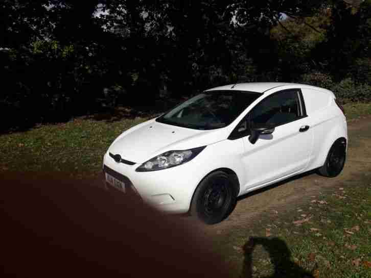 Ford fiesta 1.6 tdci econetic 2011