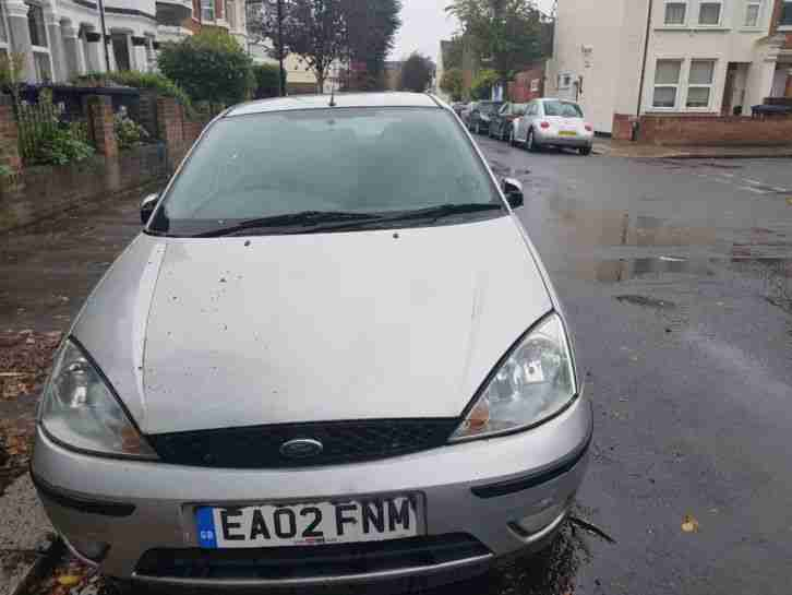 Ford focus tdci 1.8 for parts or repair: £150