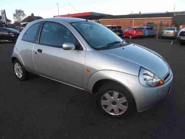 ford ka 1.3 2003 SPARES OR REPAIR READ LISTING