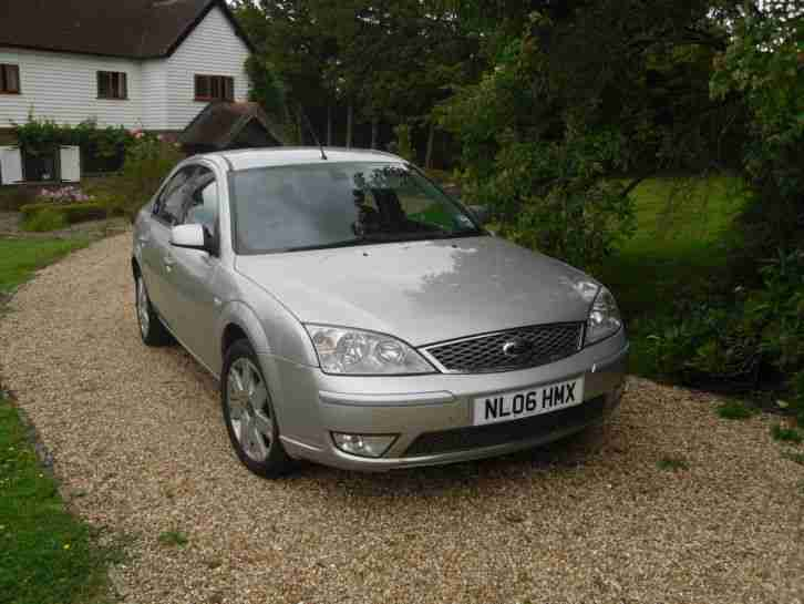 ford mondeo ghia x tdci 130 diesel,salvage/damaged,drive away&use as is,mot,2006