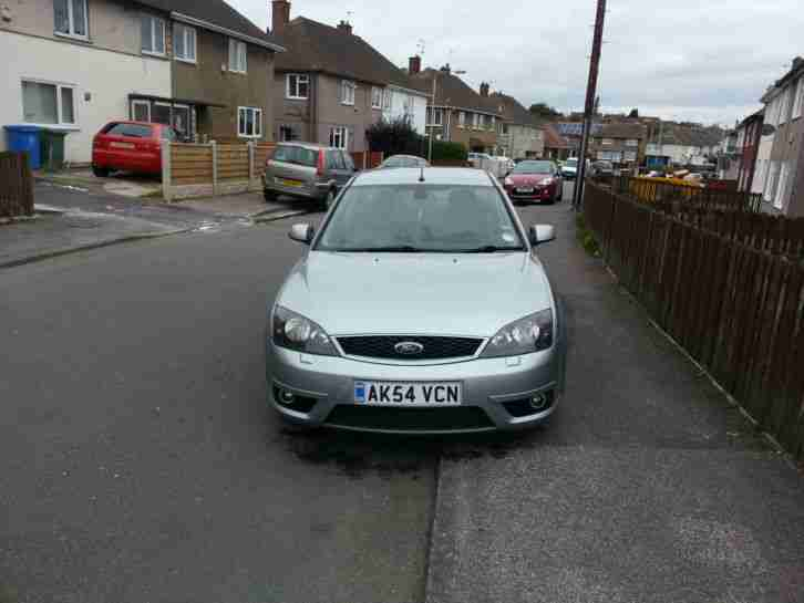 ford mondeo s t dci 2.2 diesel. modified