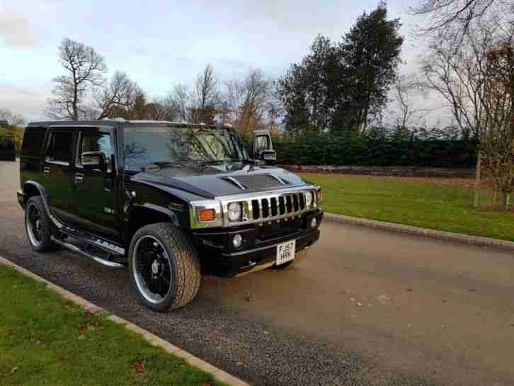 Hummer h2 MK2 6.2 Litre Engine 2008 Model