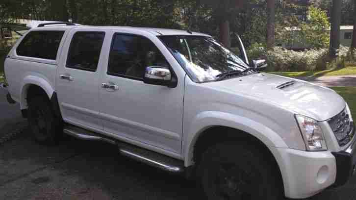 isuzu rodeo denver max