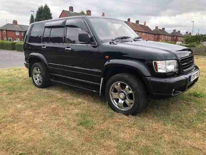 Isuzu trooper spares or repair 1 of the nicest around