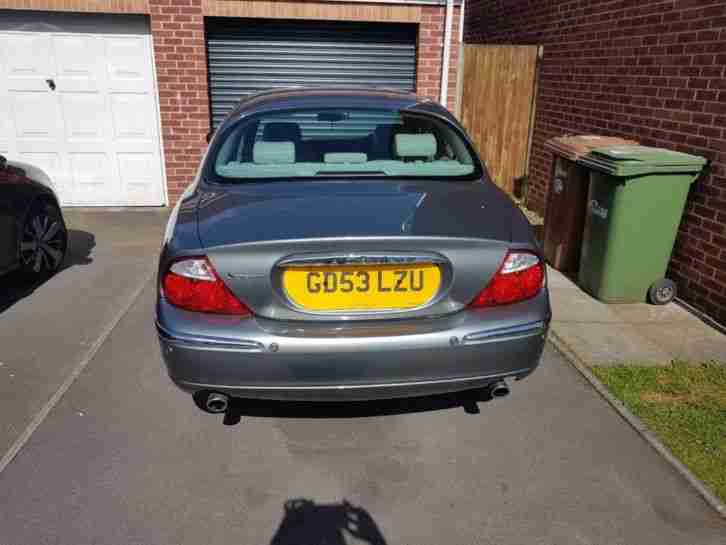 jaguar s-type 2004 cc 2.5 v6