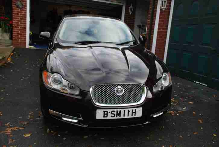 jaguar xf ONLY 7000 MILES FROM NEW
