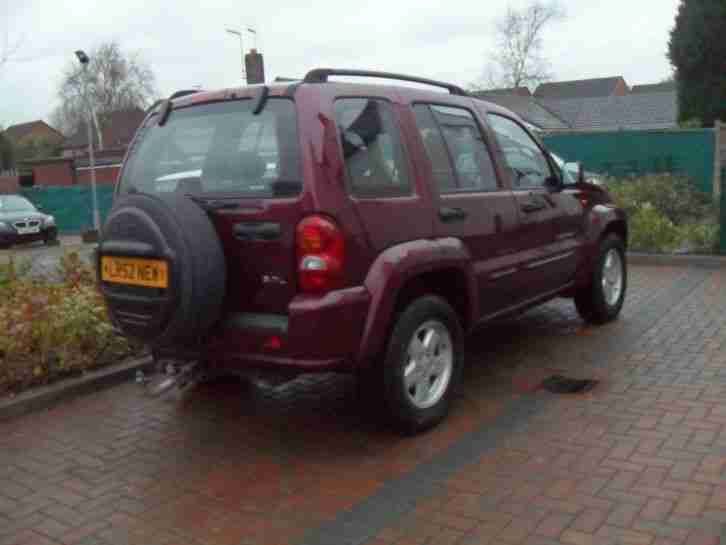 Jeep Cherokee 3.7. Jeep car from United Kingdom