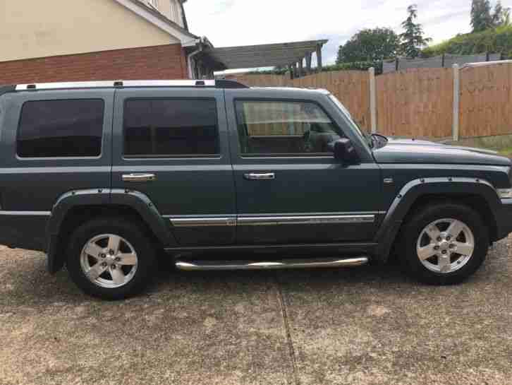 jeep commander 3 0 v6 diesel crd car for sale. Black Bedroom Furniture Sets. Home Design Ideas