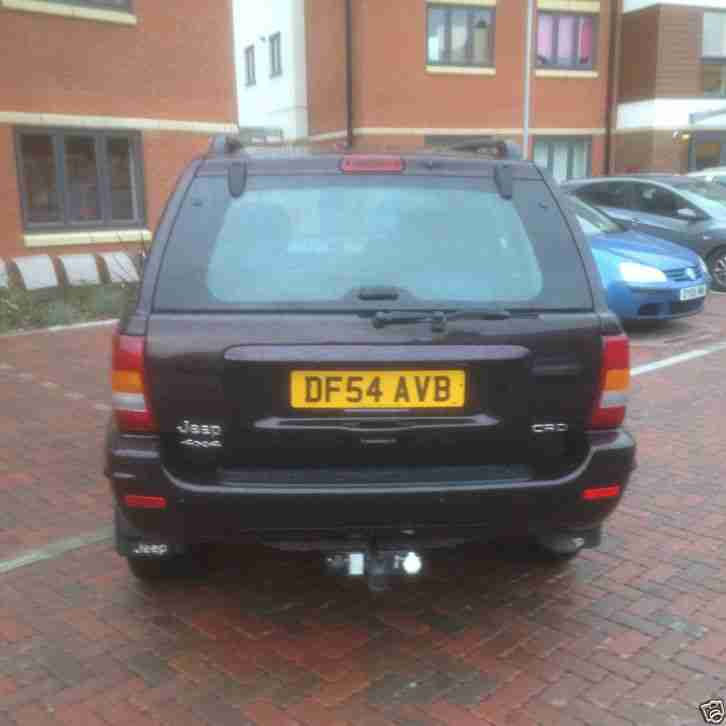Jeep Grand Cherokee For Sale Near Me: Jeep Grand Cherokee 2.7 Crd 2005 54. Car For Sale