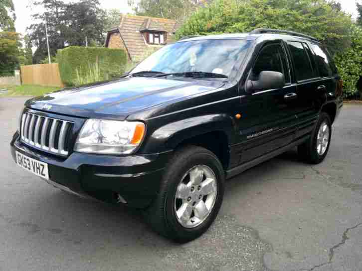 jeep grand cherokee 2003 2 7crd 4x4 car for sale. Black Bedroom Furniture Sets. Home Design Ideas