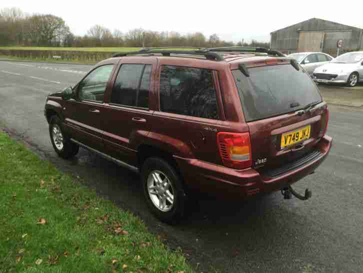 jeep grand cherokee diesel spares or repair