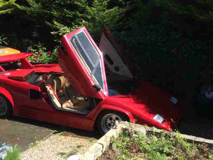 Lamborghini Countach Car For Sale