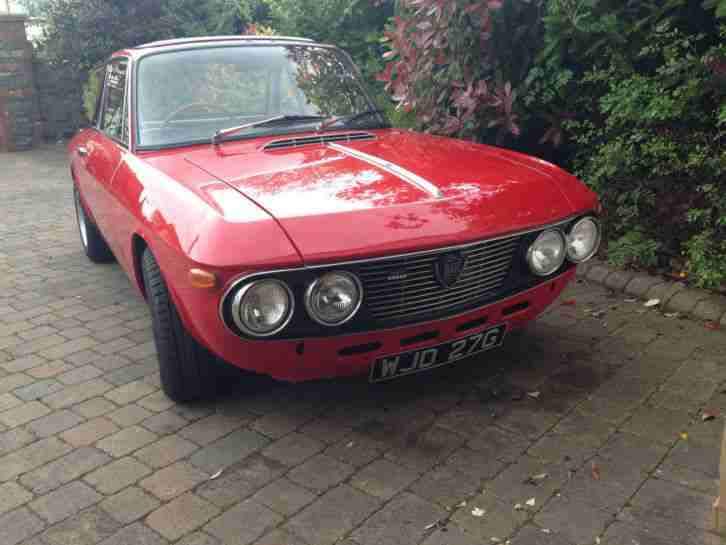 Lancia fulvia 1300 rally. car for sale