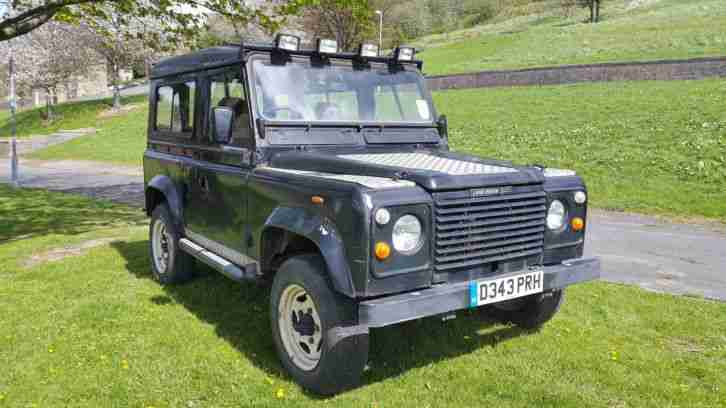 land rover defender 90 2.5 diesel na county