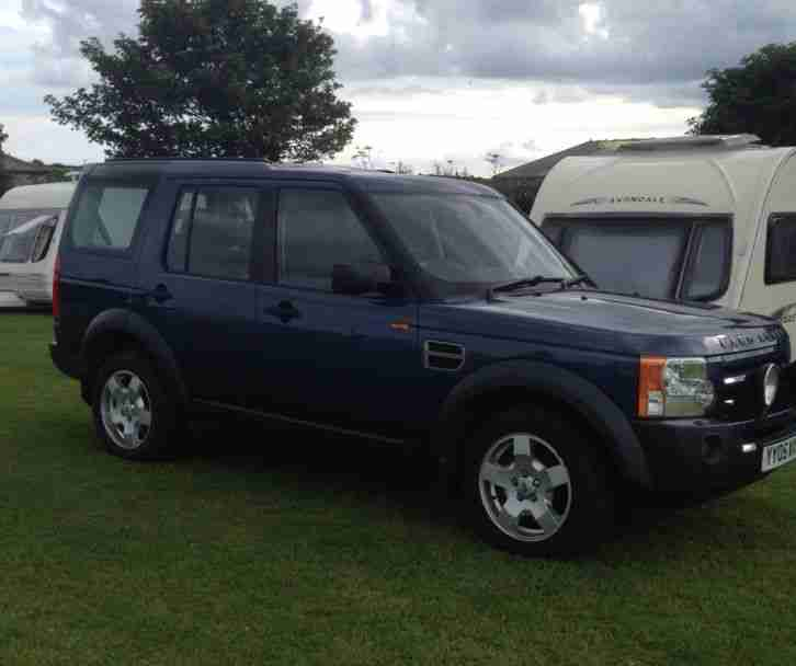 Land Rover Discovery 3 2.7 DTV6 Manual 7 Seats. Car For Sale