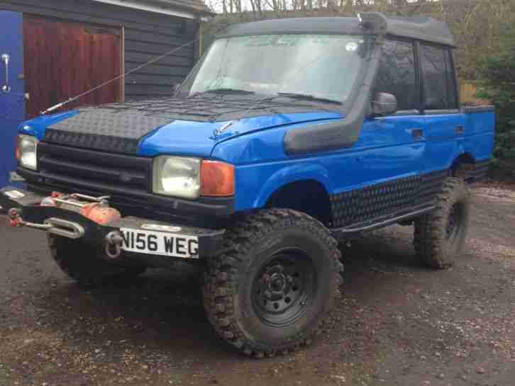 1997 Land Rover 90 Defender 300 Tdi County Many Extras