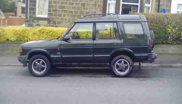 land rover discovery es 300 tdi auto spares repairs car for sale. Black Bedroom Furniture Sets. Home Design Ideas