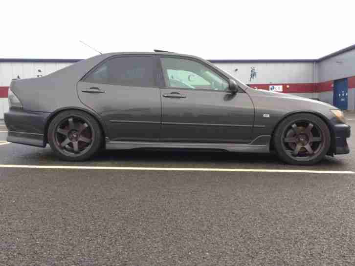 lexus is200 sport stance drift grids coilovers beams is300. Black Bedroom Furniture Sets. Home Design Ideas