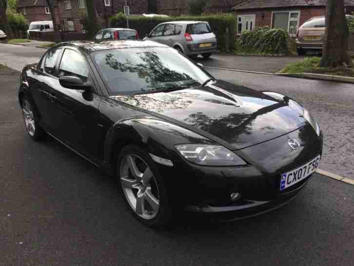 mazda rx8 kuro 12 500 made 2007 231ps car for sale. Black Bedroom Furniture Sets. Home Design Ideas